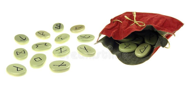 Viking Runes Royalty Free Stock Images