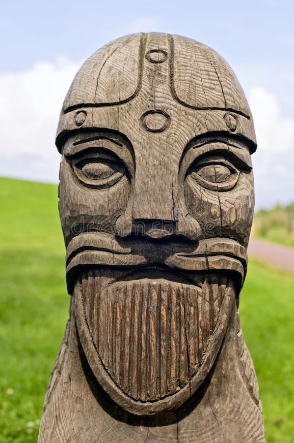 Download Viking's head stock photo. Image of tribal, tradition - 26077292