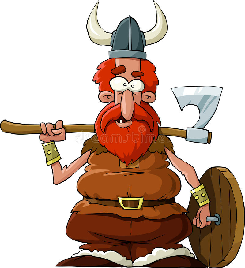 Vikingo libre illustration