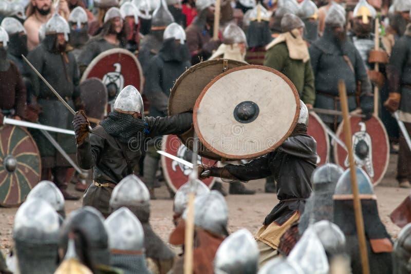 vikings fotos de archivo libres de regalías