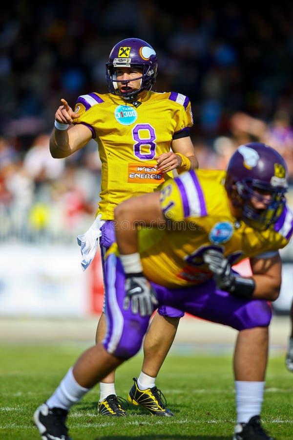 Download Vikings vs. Broncos editorial image. Image of athlete - 23657495