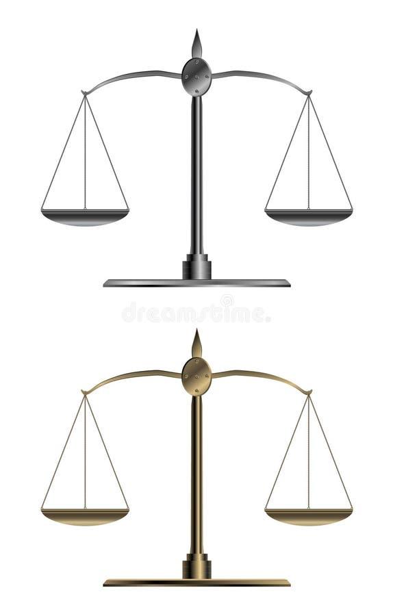 vikt royaltyfri illustrationer