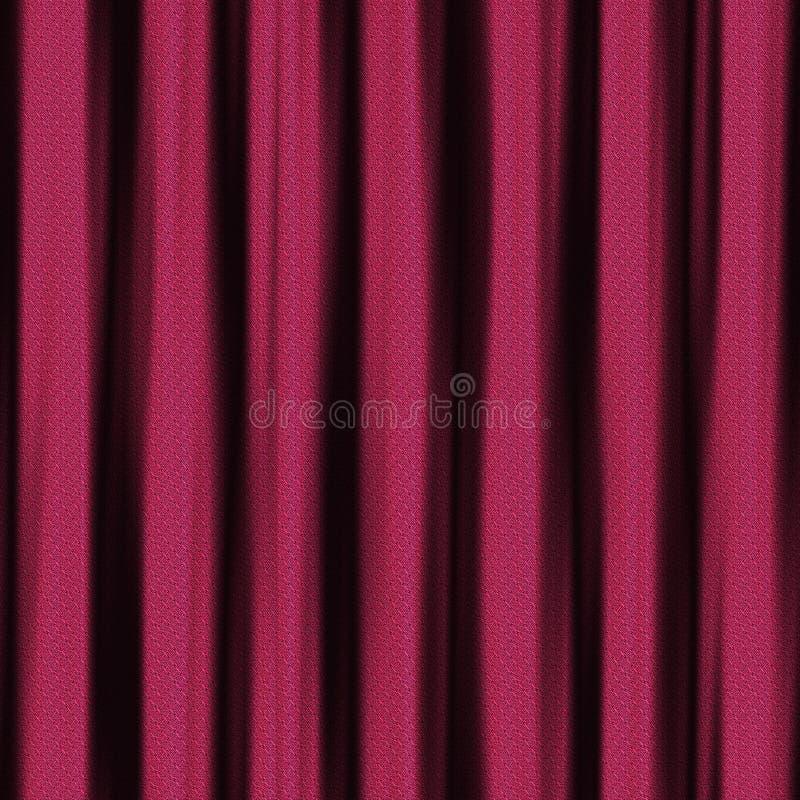 Vikt tyg som texturdesign i bakgrund för röd färg royaltyfria bilder