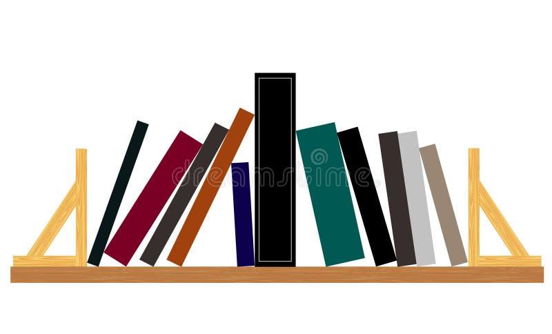 viktig bok royaltyfri illustrationer