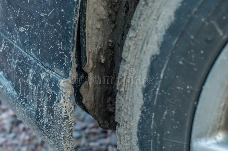 Viktiga delar av bildelarna arkivfoto