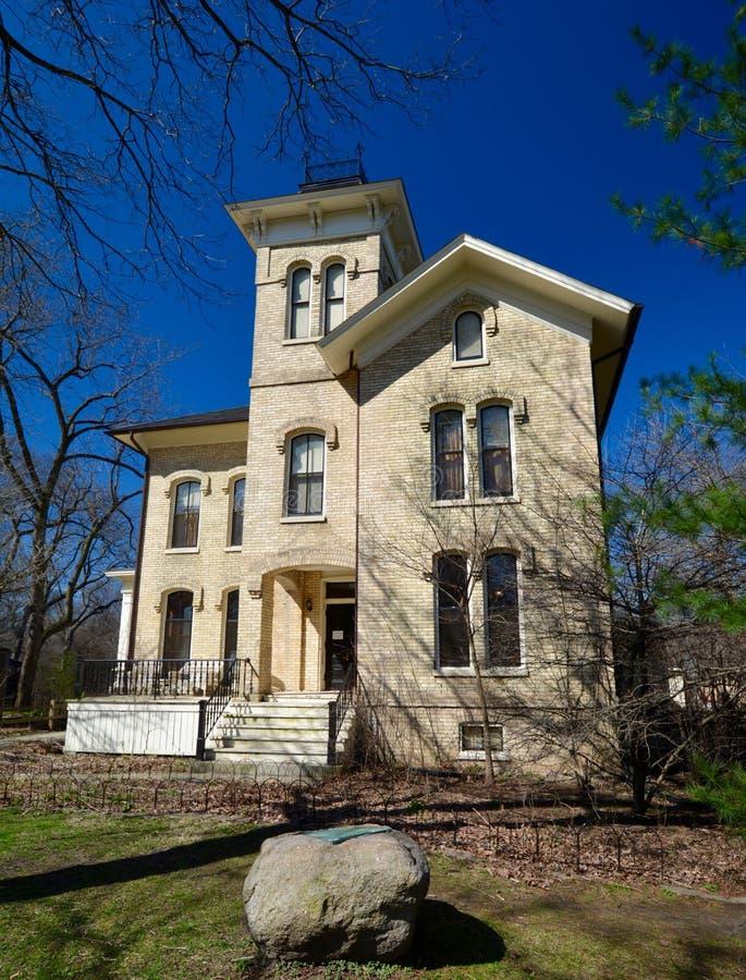 Viktorianische Villa