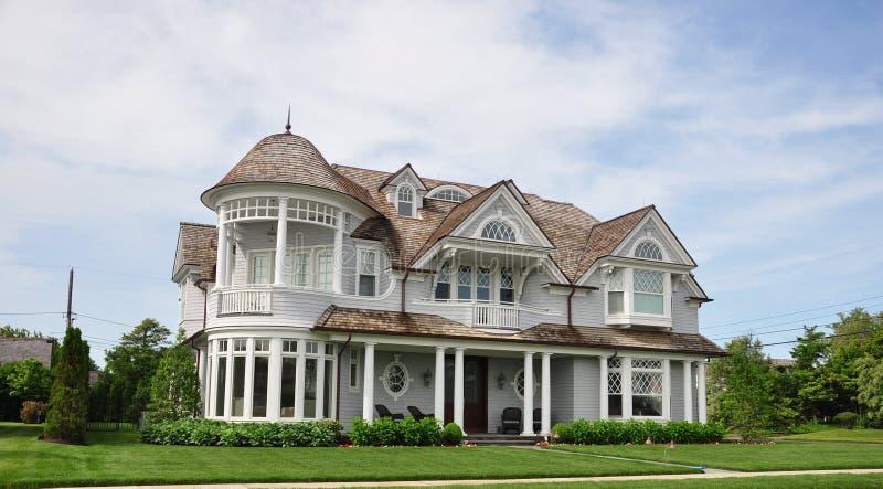Viktorianisches Haus stockbild Bild von eigenschaft