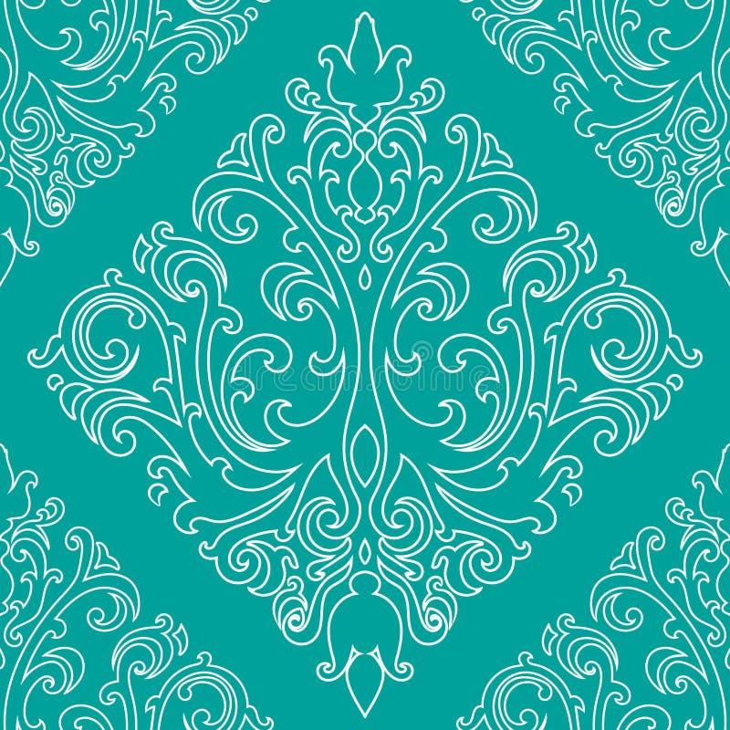 Viktorianisches Muster stockbilder