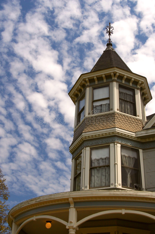 Viktorianisches Windows lizenzfreie stockfotografie