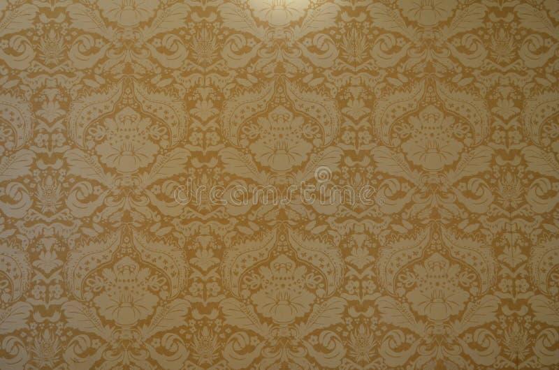 Viktoriansk textur arkivfoto