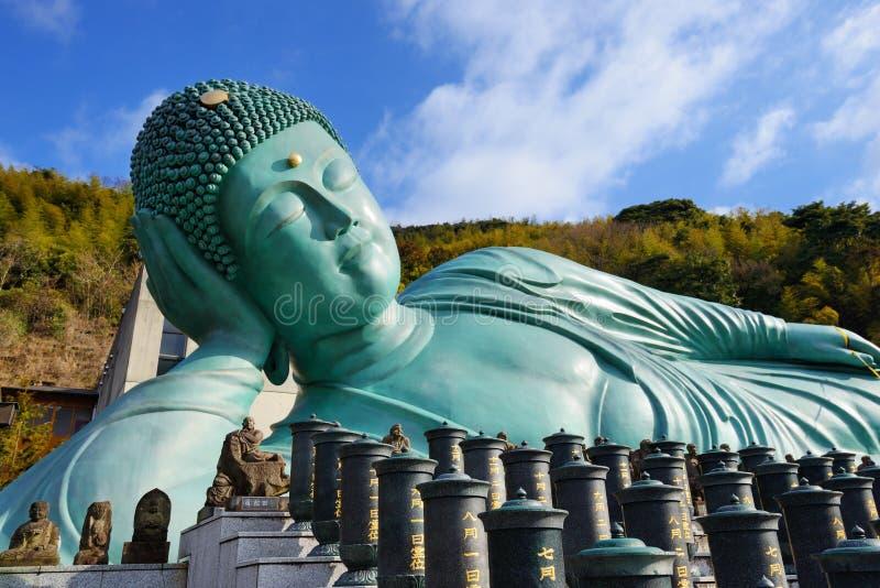 Vila Buddha royaltyfria foton
