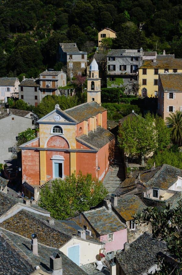 Vila corsa - França fotos de stock