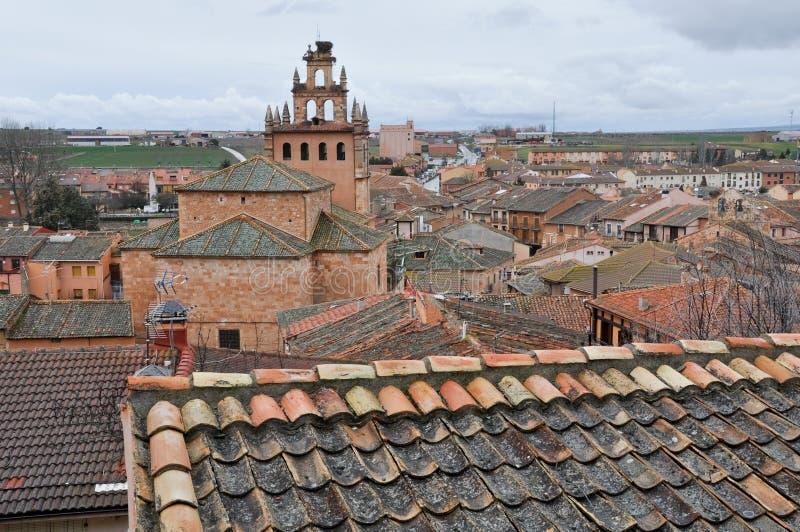 Download Vila De Ayllon, Segovia (Espanha) Foto de Stock - Imagem de maria, historic: 29827014