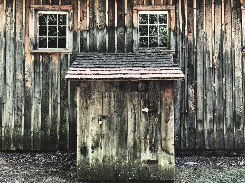 A vila de Millbrook abriga exterior foto de stock