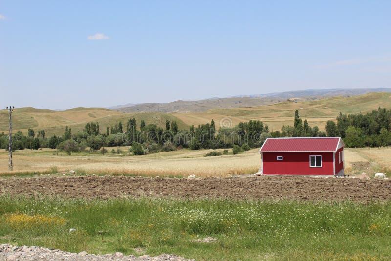Vila de Turquia no orum do ‡ de à foto de stock royalty free