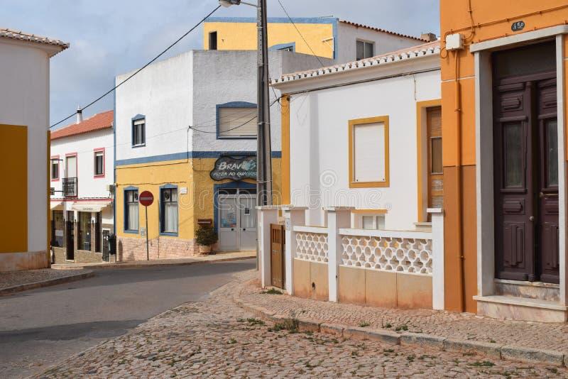 Vila Do Bispo, Portogallo immagini stock