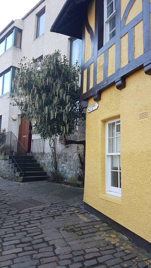 Vila do decano, Edimburgo fotografia de stock