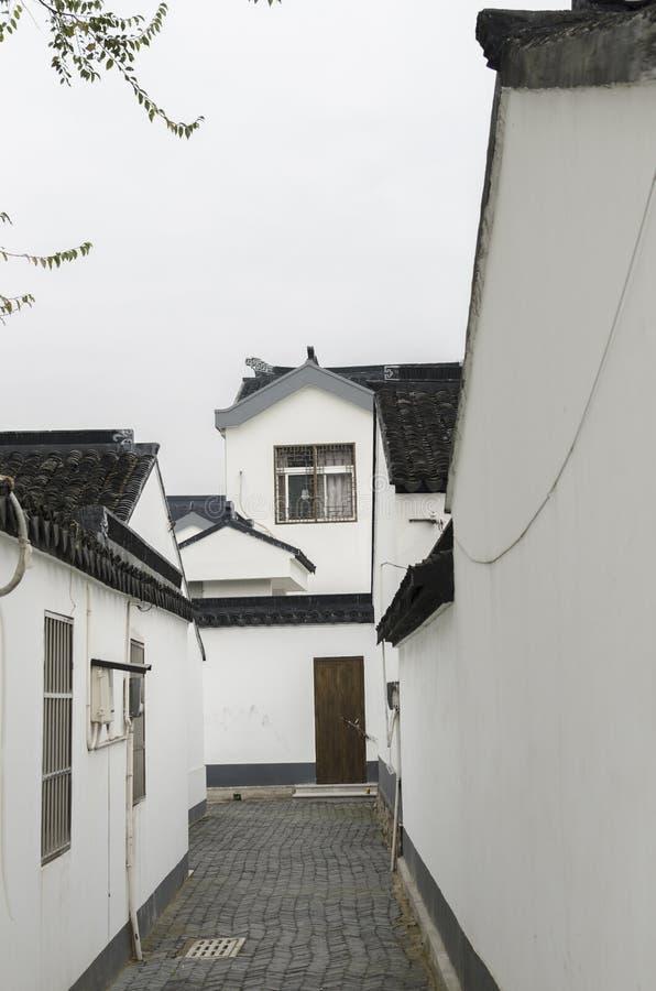 Vila do sul de China fotos de stock
