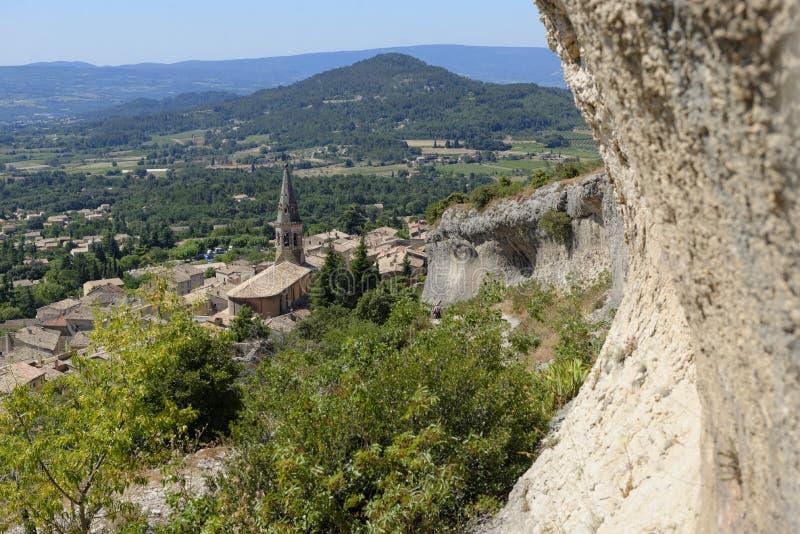 Vila em Provence, França foto de stock