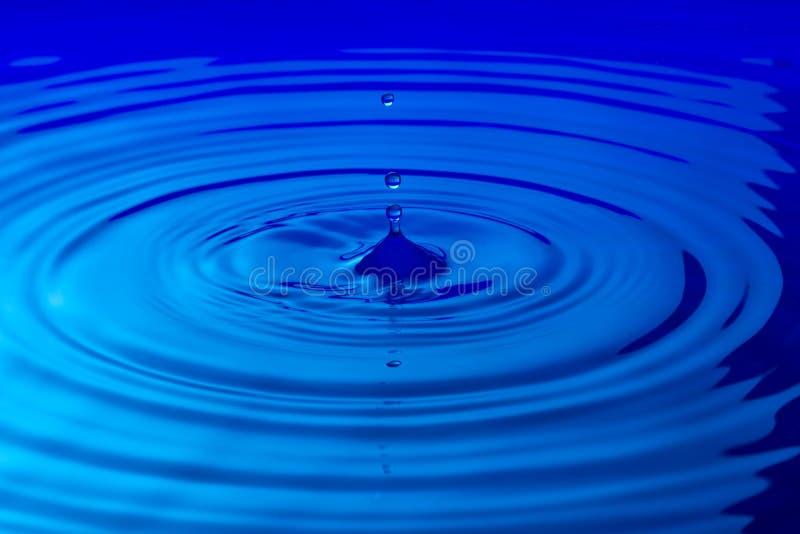 vila för 3 vattendroppar royaltyfria bilder