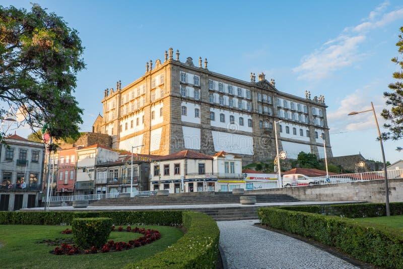 Vila faz Conde fotografia de stock royalty free