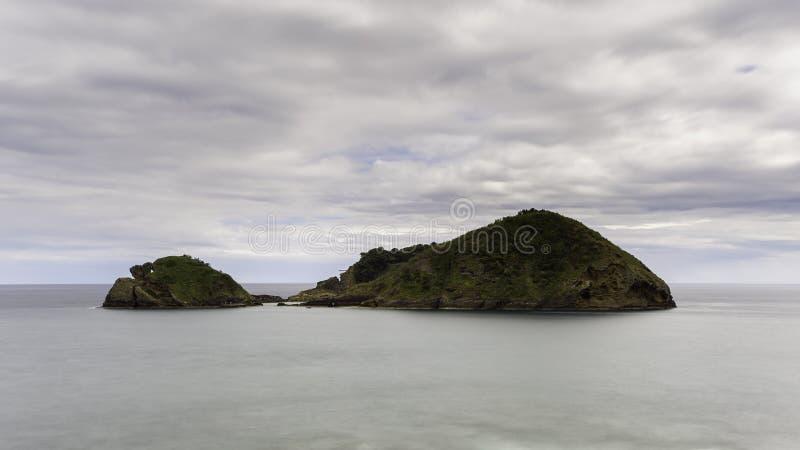 Vila Franca делает островок Campo стоковая фотография rf