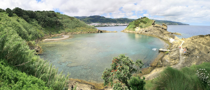 Vila Franca Azores Panorama