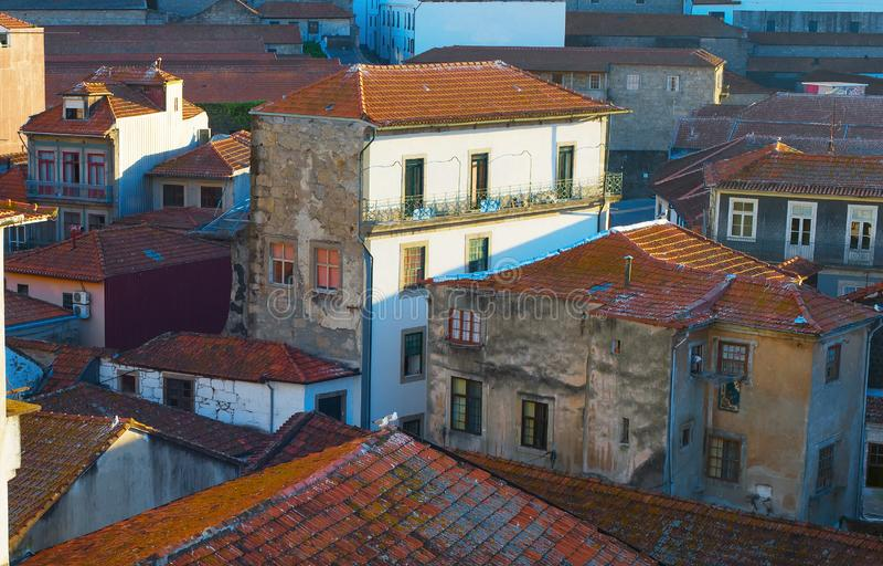 Vila Nova de Gaia Portugal imagen de archivo libre de regalías