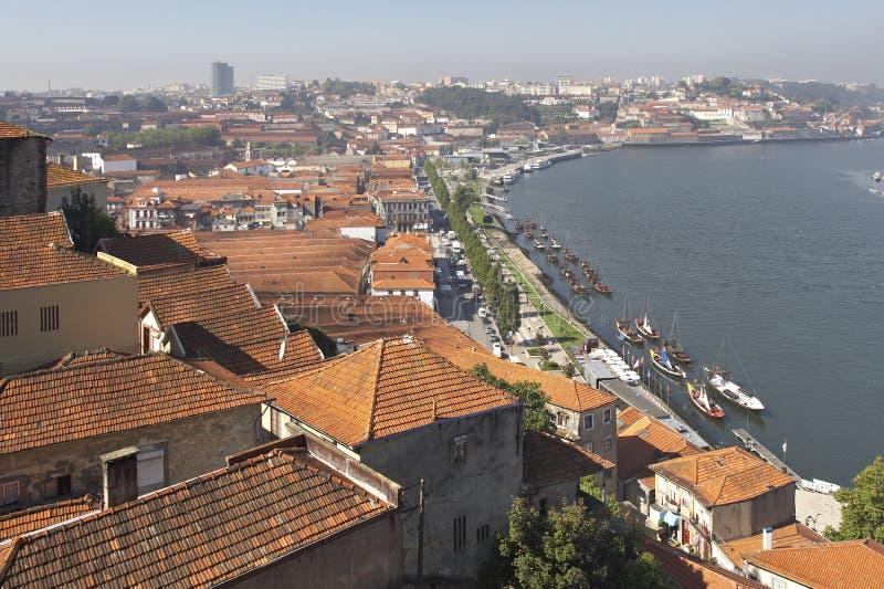 Vila Nova de Gaya foto de archivo libre de regalías