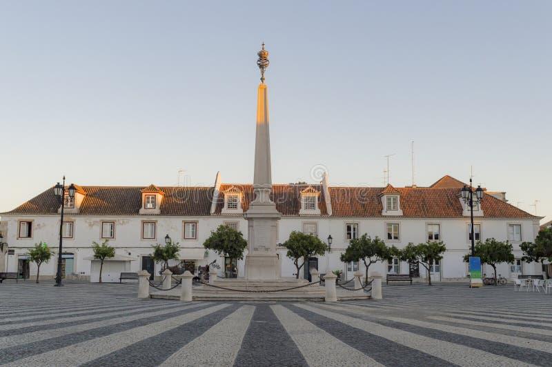 Vila Real de San Antonio, Algave, Portugal imagen de archivo