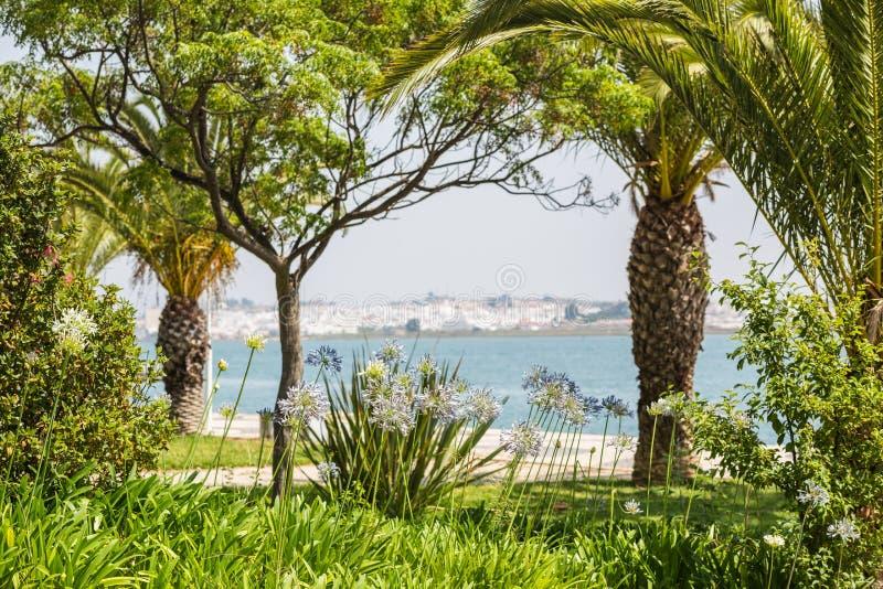 Vila Real De Santo Antonio, Portugalia obrazy royalty free