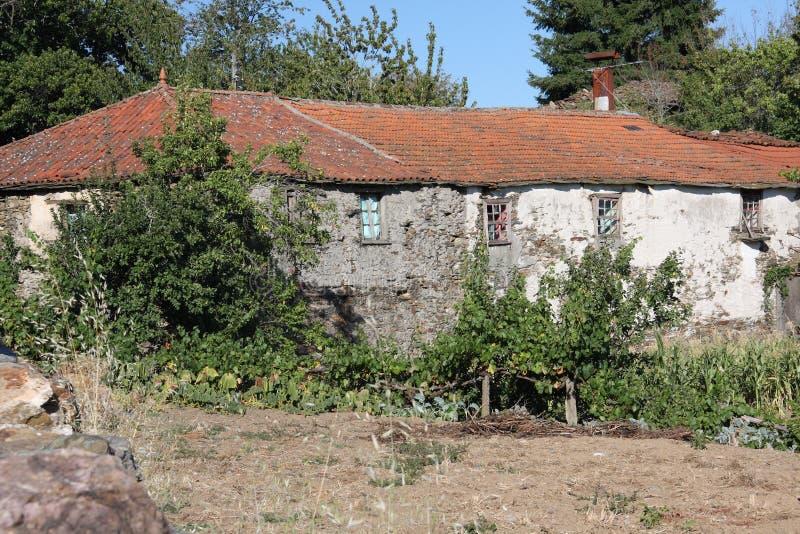 Vila tradicional em Portugal imagens de stock royalty free