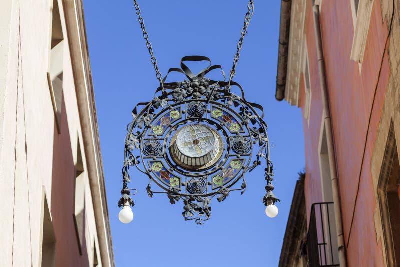 Vilafranca del Penedes,Catalonia,Spain. stock photography