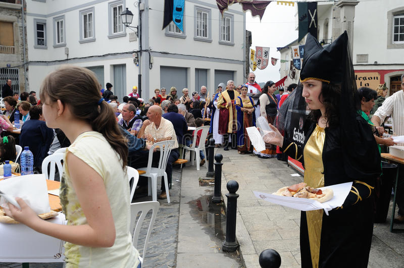 Download Vilalba - Spain editorial stock image. Image of festivals - 24980429
