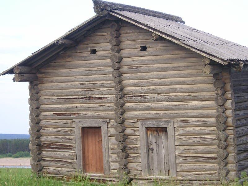 Vilas abandonadas foto de stock royalty free