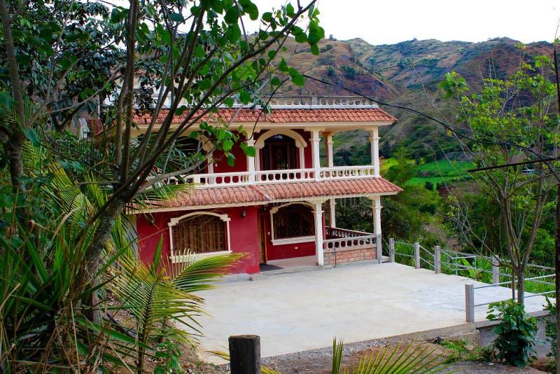 Vilcabamba Ekwador, raj zdjęcie royalty free