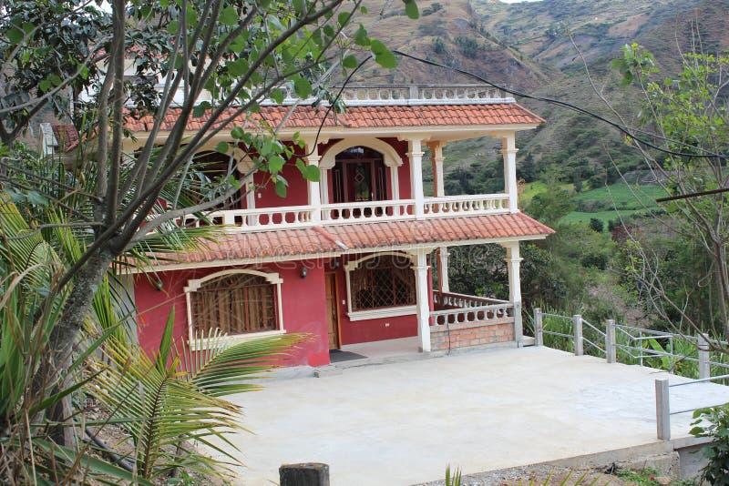 Vilcabamba Ekwador, raj obrazy royalty free