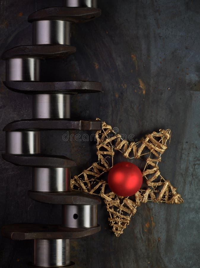 Vilebrequin de Noël image stock