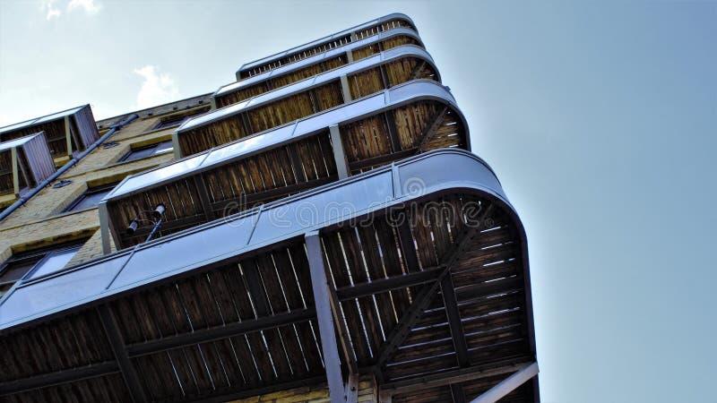 Vilken balkong? royaltyfri foto