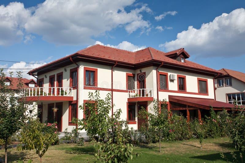 Villa fotografie stock libere da diritti