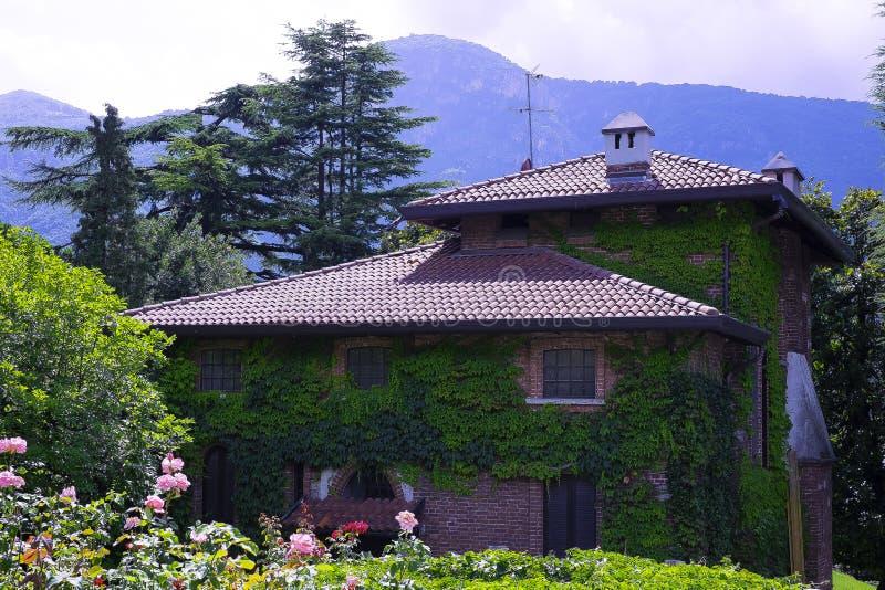 villa arkivfoto