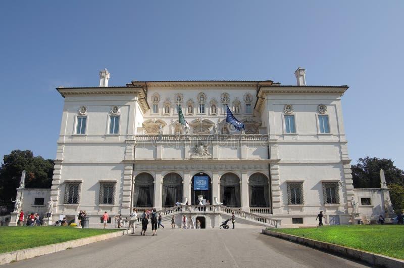 Villa Borghese immagine stock libera da diritti
