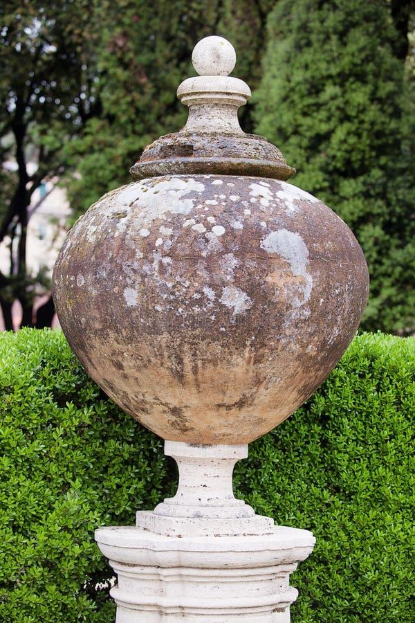 Villa Borghese Rome royaltyfria bilder