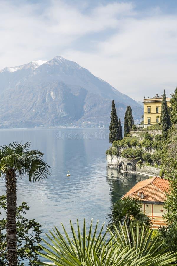 Villa Cipressi stock images