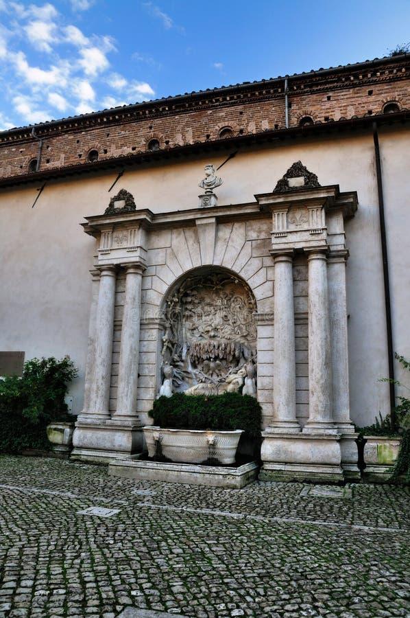 Download Villa D'Este, Tivoli, Italy Stock Photo - Image: 17458988