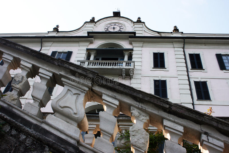 villa de carlotta images stock