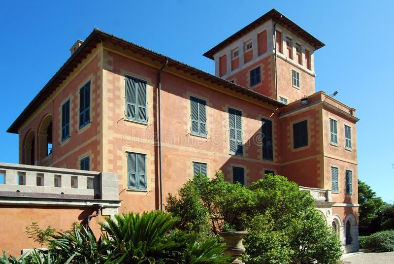 Villa de Hanbury photo stock