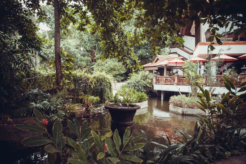 Villa de luxe dans Kuta photos libres de droits
