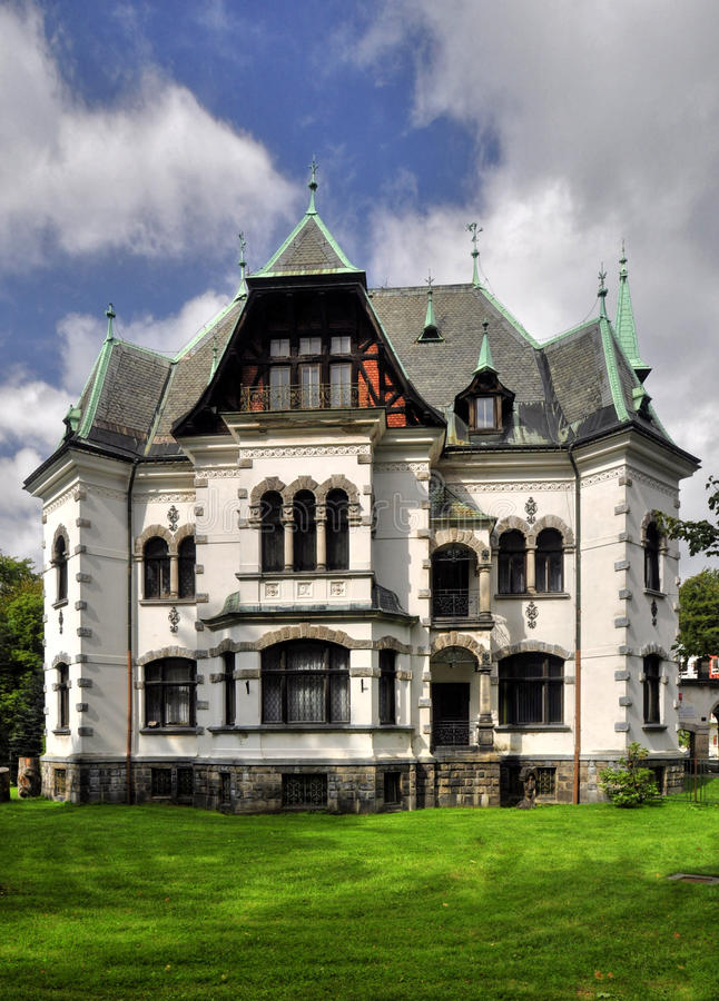 Villa de Riedel images libres de droits