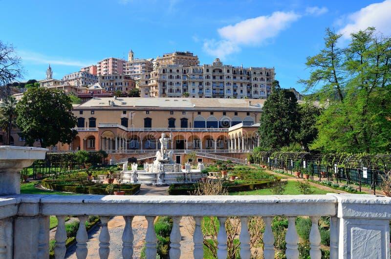 Villa del principe immagine stock